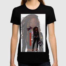 Lady Rider - JA Zoom Version T-shirt