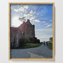 Eilean Donan Castle - Scotland Serving Tray