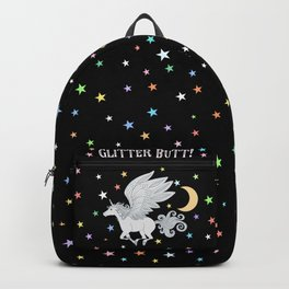 Glitter Butt! Rucksack