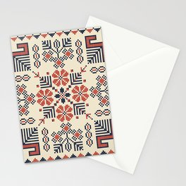 Embroidery from Palestine Stationery Cards