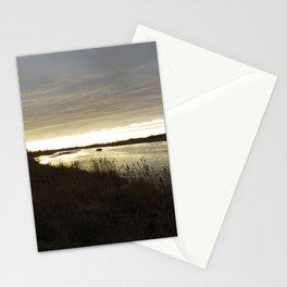 Along the North Platte River, Nebraska Stationery Cards