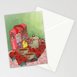Joyous Tea Stationery Cards