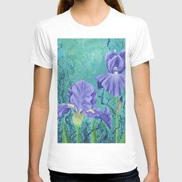 Secret Iris Garden T-shirt