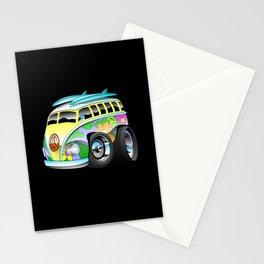 Surfer Van Stationery Cards