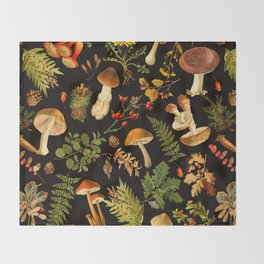 Vintage & Shabby Chic - Autumn Harvest Black Decke
