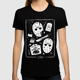Welcome to Camp Crystal Lake! T-shirt