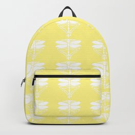 Canary Arts and Crafts Dragonflies Backpack