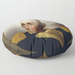 General Washington Floor Pillow