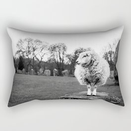 Avebury Sheep Rectangular Pillow