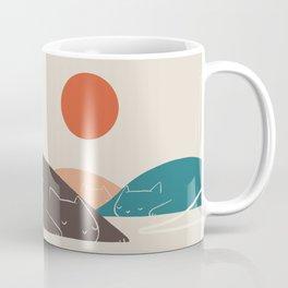 Cat Landscape 1 Coffee Mug