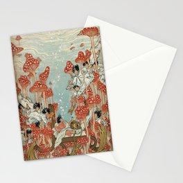 """Little Nemo in Slumberland"" by Winsor McCay (1914) Stationery Cards"