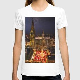 Cologne Christmas Market T-shirt