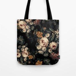 Midnight Garden XIV Tote Bag