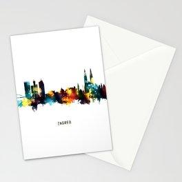 Skyline Zagreb Stationery Cards
