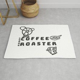 hobby coffee roaster Rug