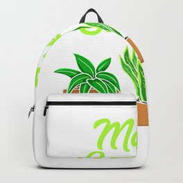 Master Gardener Pot Planting Gardening Lover Backpack
