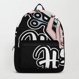 Hairdresser And Stylist Gift Idea - Hair Hustler Backpack