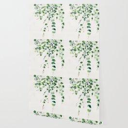 Eucalyptus Watercolor Wallpaper