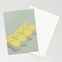 Peeps Original Oil Painting Stationery Cards