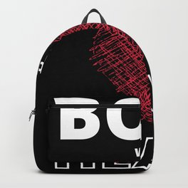 Boss With Heart Backpack