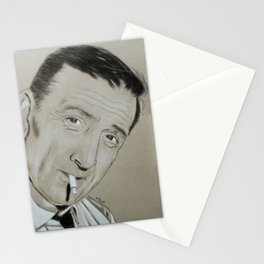 Lino Ventura Stationery Cards