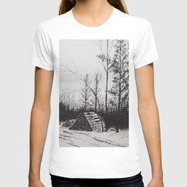 Winter Woodlot T-shirt