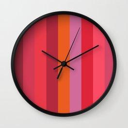 - Los rojos de Alekséi von Jawlensky Wall Clock
