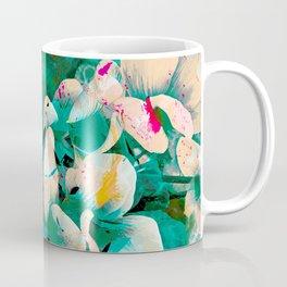 Playing With Flowers Coffee Mug