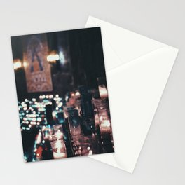 Montserrat Lights Stationery Cards