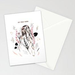 No Pasa Nada Stationery Cards