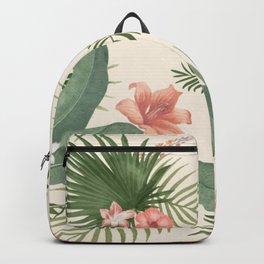 Floral Art #3 Backpack
