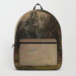 John Constable - Trees on Hampstead Heath Backpack