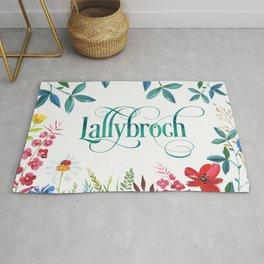 Lallybroch Rug