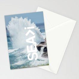 SEA>i | HEAVEN'S POINT Stationery Cards