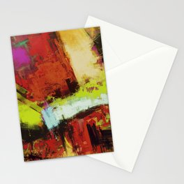Vertical climb Stationery Cards
