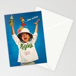 Advertisement pepita das echte  garcon Stationery Cards