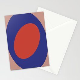 Minimal Geometry No. 11 Stationery Cards