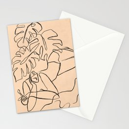 Summer Lines Stationery Cards