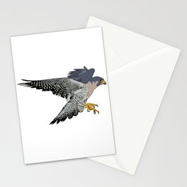 Flying Falcon Stationery Cards