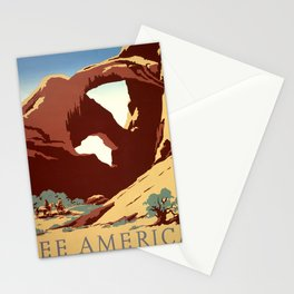 Arches National Park, Utah Stationery Cards