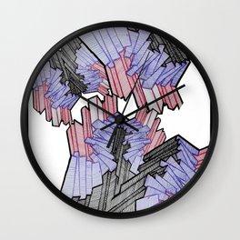 Tumbld Wall Clock