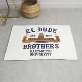 Peep Show - El Dude Brothers Rug