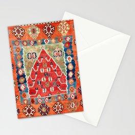Bayburt Northeast Anatolian Niche Kilim Print Stationery Cards