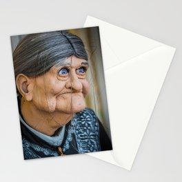 Ole Blue Eyes Is Back Stationery Cards