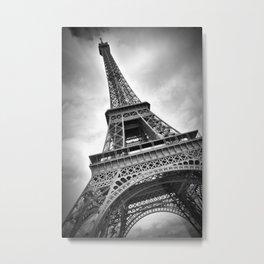PARIS Eiffel Tower Metal Print