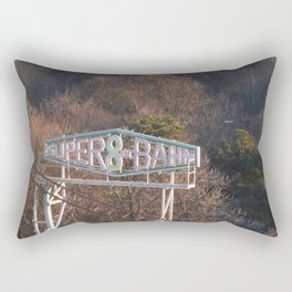 super8bahn Rectangular Pillow