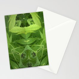 Leaving The Mothership Stationery Cards