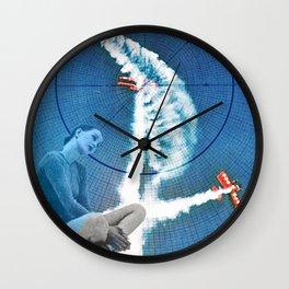Longing - Part II Wall Clock