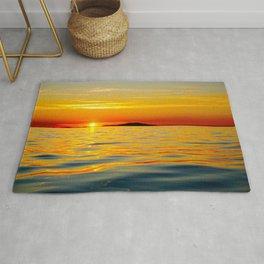 Magical Sunset Rug