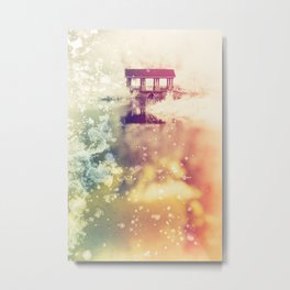 Tokaido Metal Print